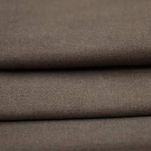 Hellery Linne tyg metervara linnetyg kläder byxor kläder tyg dekoration medeltida tyg, 140 cm bred – grå