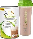 XLS Nutrition Shake Proteico Pasto Sostitutivo per una Graduale Perdita del Peso, 400 gr, 10 Porzioni, Gusto...