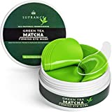 Best Eye Mask Patches - Green Tea Matcha Eye Mask by SUPRANCE Review