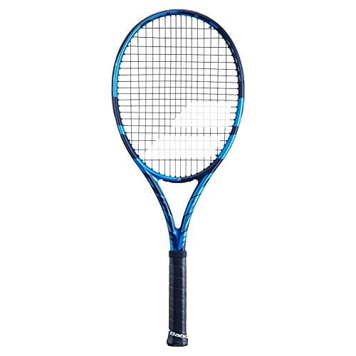 Babolat Pure Drive 2021 Junior - Raqueta de tenis (60 cm), color azul