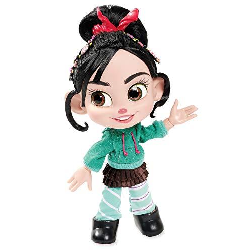 Disney Store Personaggio Vanellope Snodabile Parlante - Ralph Spaccatutto 2