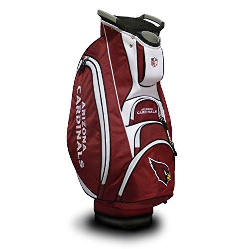 Team Golf NFL Cardinals Victory Cart Bag