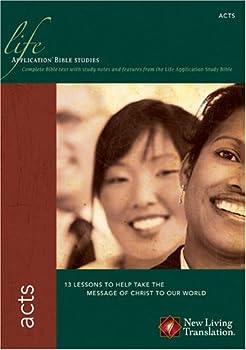 Acts  Life Application Bible Studies  NLT