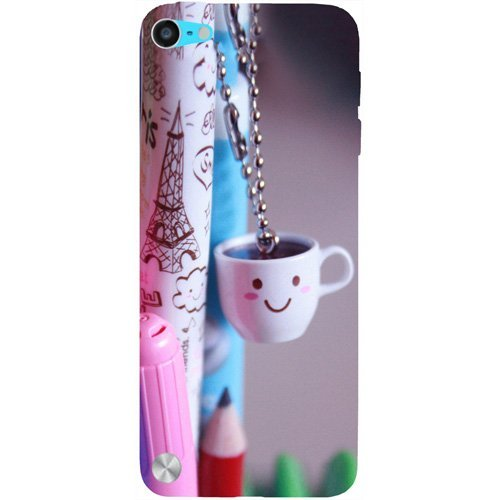 Casotec Photography Design Hard Back Case Cover for Apple iPod Touch 5th Generation