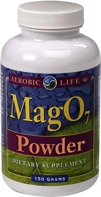 Aerobic Life Mag 07 Oxygen Digestive System Cleanser Powder, 150 Gram by Aerobic Life from Aerobic Life