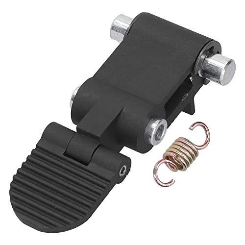 Interruptor plegable de aleación de aluminio para scooter eléctrico para Ninebot ES2 ES3 ES4