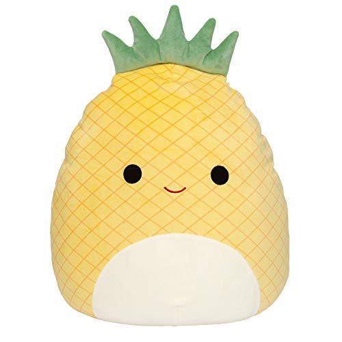 Squishmallow Official Kellytoy Plush 16 Pineapple - Ultrasoft Stuffed Animal Plush Toy
