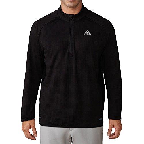 Adidas Climaheat Gridded Quarter-Zip Chaqueta Golf