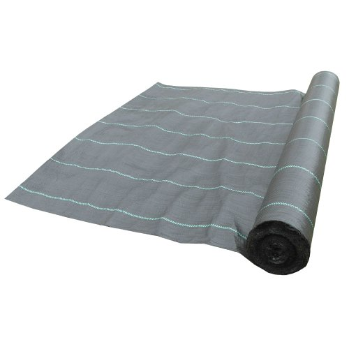 10 1m wide Nutleys Oppotex Weed Control Fabric
