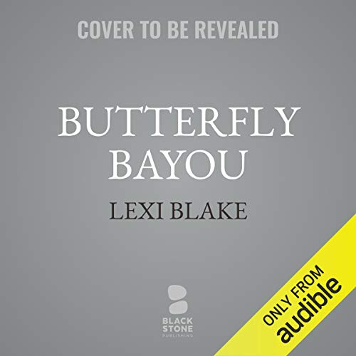 Butterfly Bayou audiobook cover art