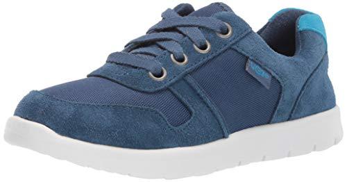 UGG Unisex K TYGO Sneaker, Ensign Blue, 2 M US Little Kid