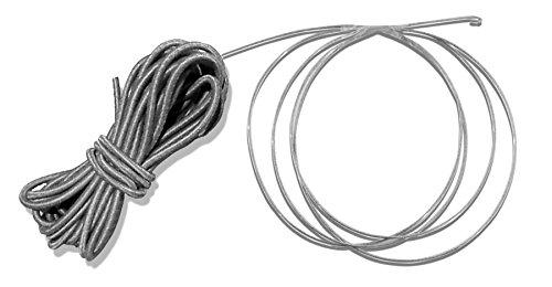 Universal 3mm Shock Cord Tent Pole Elastic & Wire Threading Threader Tool