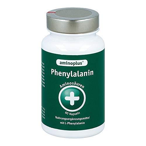 aminoplus Phenylalanin Kapseln, 60 St. Kapseln