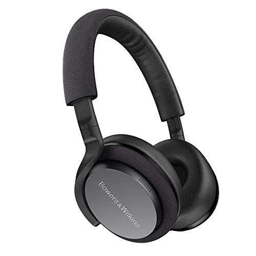 Bowers & Wilkins PX5 On Ear Noise Cancelling Wireless Headphones - Space Grey