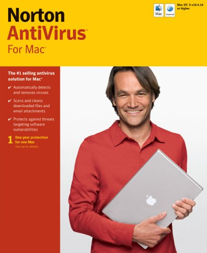Norton Antivirus MAC 11.0 Update englisch [import allemand]