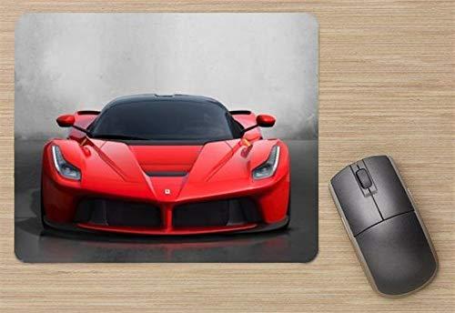 Ferrari LaFerrari 2014 Mouse Pad, Printed Mousepad