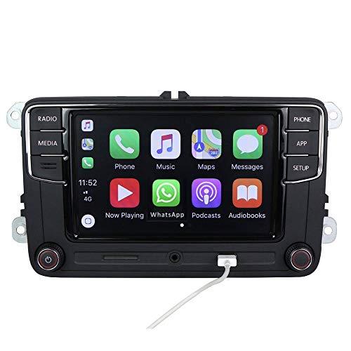 Amzparts Rcd330 Car Radio Carplay for Vw Tiguan