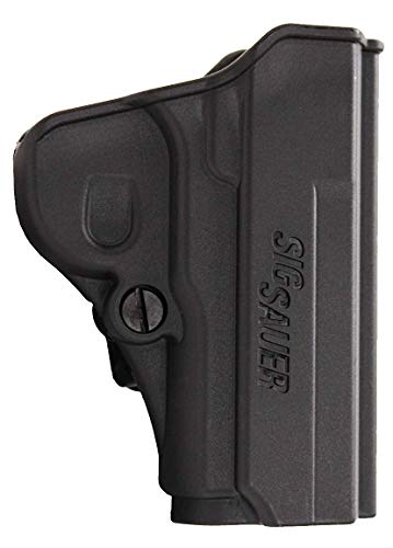 an IMI Compatible One Piece Belt Clip Holster for Sig P938