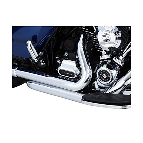 Vance and Hines Dresser Duals Headers For Harley Davidson Touring 2017 Chrome 17651