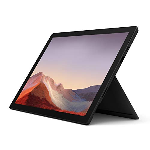マイクロソフト Surface Pro 7 / Office H&B 2019 搭載 / 12.3インチ /第10世代 Core-i5 / 8GB / 256GB / ブラック PUV-00027