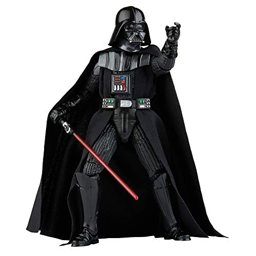 STAR WARS The Black Series Darth Vader Toy 6-Inch-Scale The Empire Strikes Back Collectible Action Figure, Kids Ages 4 and Up