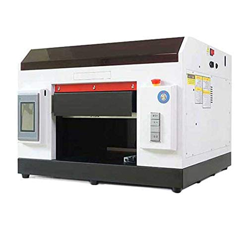 DTG Printer,A3 Printer with LCD, Automatic Flatbed Printer for T-Shirt/Non-Woven/Fabric/Pants(with Clothing Mould)