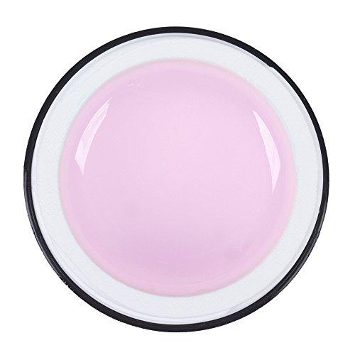 Finish UV Gel New Generation Milky Rosé Glanz Versiegelung Gloss Top Coat 15ml