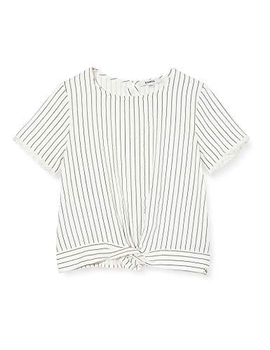 Garcia Kids Mädchen O02434 164 (164/170) Bluse, Weiß (Off White 53), Herstellergröße