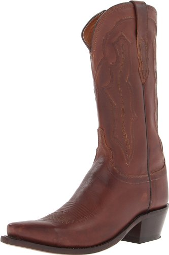 [Lucchese] Classics Women 's grace-tn Rnch Hand Riding Boot カラー: ブラウン