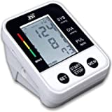 INFI Black Automatic Blood Pressure Monitor Digital Arm BP Monitor For Home Use