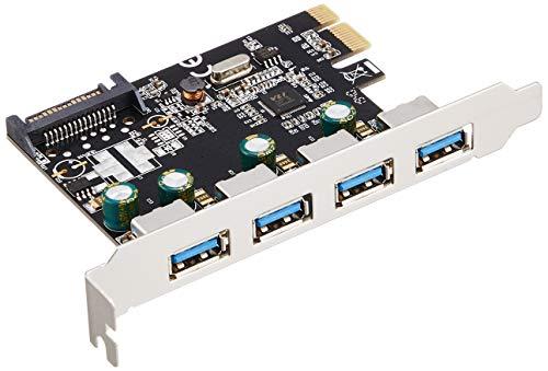 オウルテック USB3.0増設ボード 外部USB3.0×4ポート増設 PCI Express 1xインターフェースボード 1年保証 OWL-PCEXU3E4S