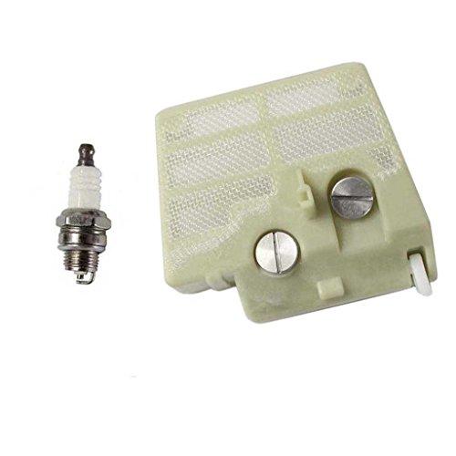 tucparts Luftfilter (Nylon) passend für Stihl 024026MS 260MS 240Neue Modelle ersetzt 11211201617