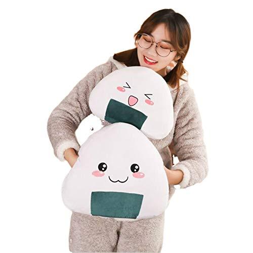 Romote 1PC Giapponesi Riso Sushi Cuscino Cuscino Creativo farcito Peluche Palle Carino Bambola Il Secondo Elemento Bambola di polpetta