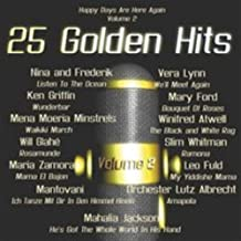 25 Golden Hits of the 40's - 50's Vol. 2