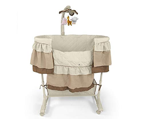 Milly Mally Berceau, lit, parc de bébés avec télécommande