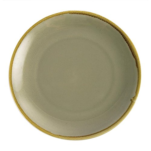 Olympia horno gp479/platillo para taza de caf/é verde musgo 140/mm Pack de 6