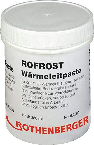 Rothenberger Wärmeleitpaste für ROFROST TURBO (automatisches Einfrieren, ohne Einsprühen; 150 ml) 62291
