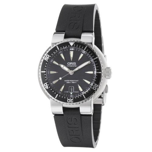 Hot Sale Oris Men's 733 7533 8454RS TT1 Divers Watch