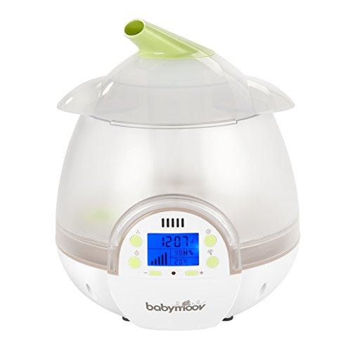 Babymoov A047003 Digitaler Luftbefeuchter