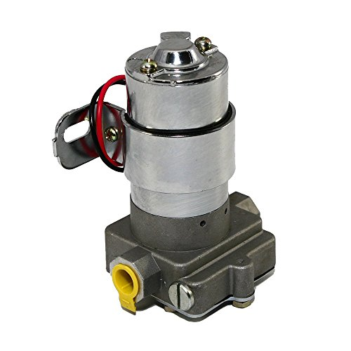 Assault Racing Products 4014000 140GPH Electric Fuel Pump Universal Fit 3/8' NPT Ports