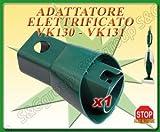 S & G Adattatore ELETTRIFICATO per Folletto VK 130 VK 131