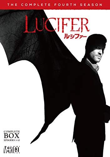 LUCIFER/ルシファー 4th シーズン DVD コンプリート・ボックス (1~10話・2枚組)
