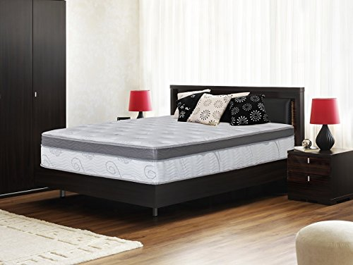 best queen hybrid mattresses under $300