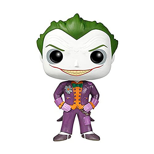 DC Funko POP! Arkham Asylum: Joker
