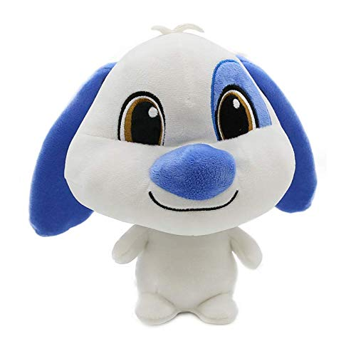 Plüschtier Gefüllte Plüsch Niedlichen Spielzeug Hank Bule Hund Reden Tom und Freunde Tier Puppen Weihnachten Geburtstag Geschenk für Kinder Kinder