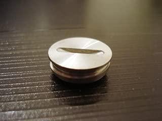 替换电池盖盖塞 适用于 Apple 无线蓝牙键盘 A1314 和 Magic Trackpad A1339