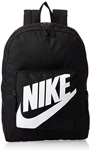 Nike Kinder Y NK Classic BKPK Sports Backpack, Black/Black/(White), MISC