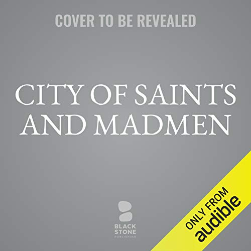 City of Saints and Madmen cover art
