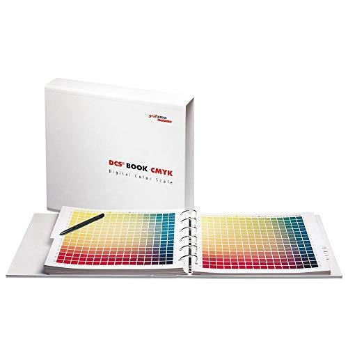 DCS Book CMYK Professional Pro Edition - Der Digitale Farbwerteatlas für Druckereien, Reproanstalten, DTP Anwender und Lithografen