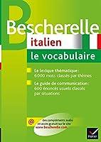 Bescherelle Italien Le Vocabulaire